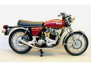 3D Scanning 1973 Norton Motorcycle