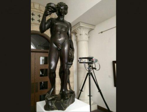 Digitizing Michelangelo's Bronzes