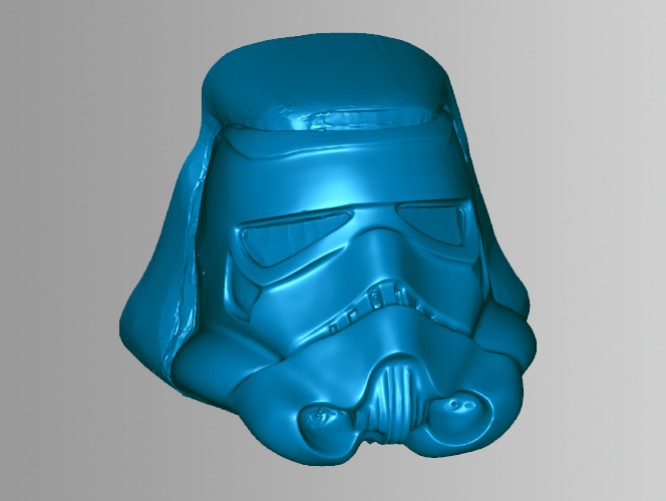3D Scanning a Star Wars Digital Model at Skywalker Ranch