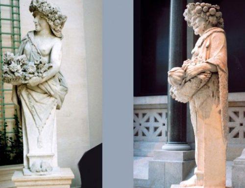 Replicating Sculptures at The Met