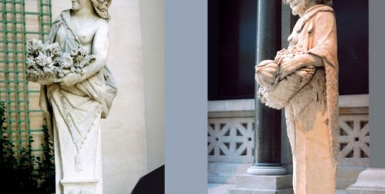 3D replicating sculptures by Pietro and Gian Lorenzo Bernini at The Metropolitan Museum of Art