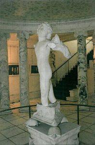 News Item: Michelangelo's long lost Cupid