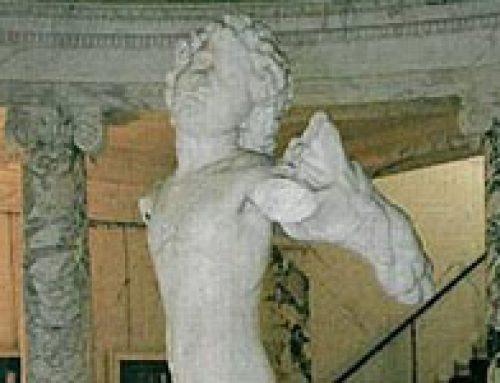 Digital Duplicate of Michelangelo's Cupid