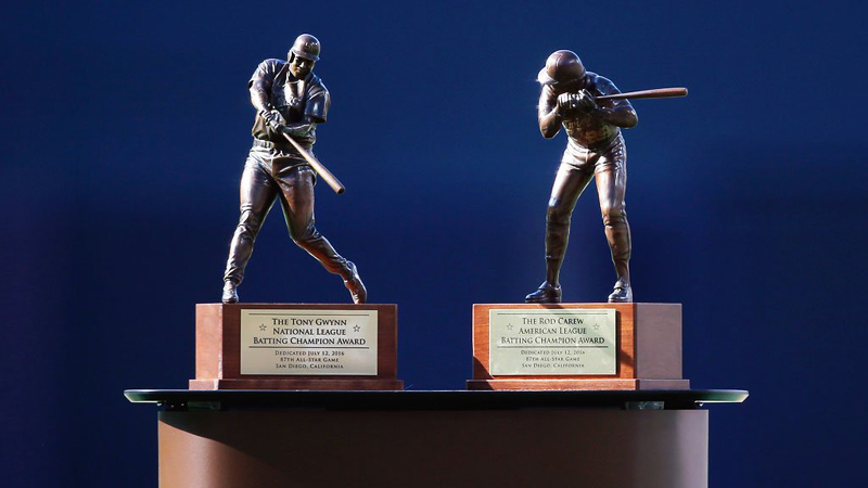 Scansite3D Creates New American and National League Batting Champion Awards for Major League Baseball