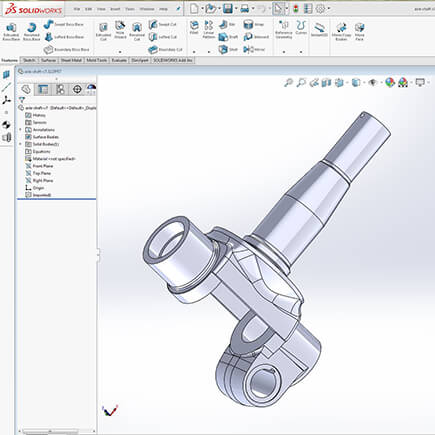 3D Reverse Engineering Services | SF Bay Area | Scansite3D