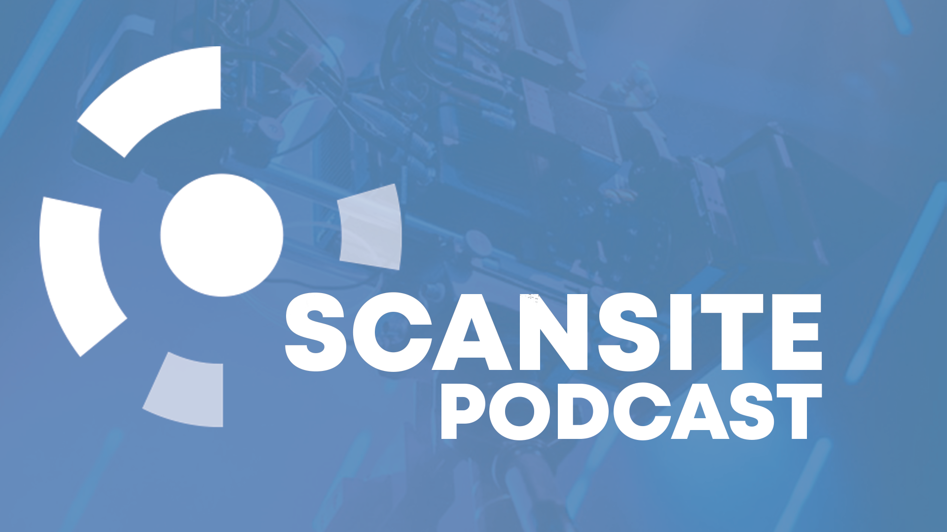 Scansite Podcast, a 3D Conversation